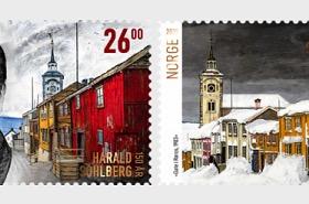 Painter Harald Sohlberg 150th Anniversary