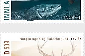 150° Anniversario Dell'associazione Norvegese Per Pescatori E Cacciatori