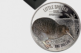 2018 Kiwi Silver Proof Coin