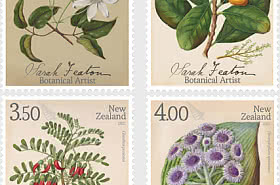 2021 Sarah Featon - Artiste Botanique