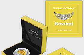 2021 Discover New Zealand – Kowhai