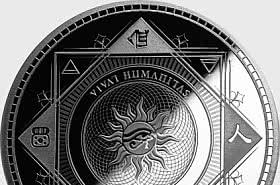 Vivat Humanitas 2020 - Proof-Like - Single Coin Capsule