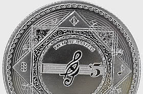 Vivat Humanitas 2021 - Bullion - Single Coin Capsule