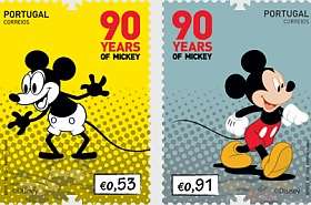 Mickey Mouse - 90 Años