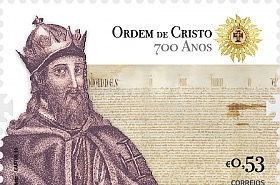 700th Anniversary of the Founding of the Order of Christ