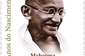 Mahatma Gandhi - 150 Jahre