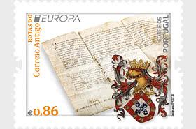 Portugal - Europa 2020 - Antiche Rotte Postali