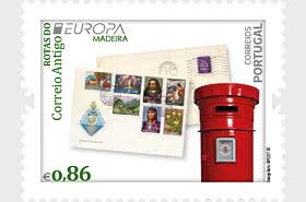 Madeira - Europa 2020 - Antiche Rotte Postali
