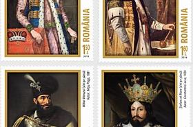罗马尼亚绘画中的统治者