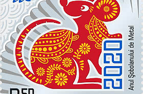 The Chinese Zodiac 2020 - Year of the Metal Rat