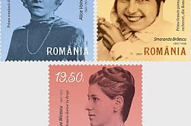 Femmes Célèbres de Roumanie