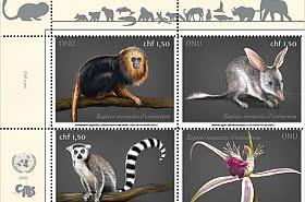 (日内瓦)2021年濒危物种