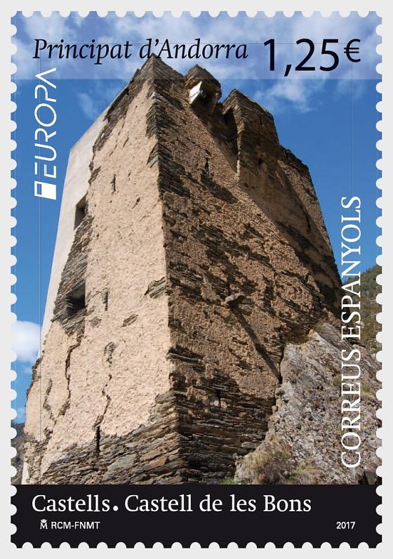 Europa 2017 - Castell de les Bons - Set
