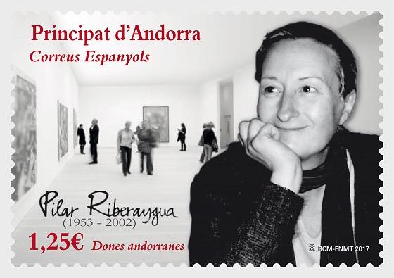 Andorran Women - Pilar Riberaygua - Set