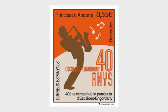 40 Anys Parroquia Escaldes-Engordany - Series