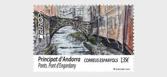 Europa 2018 - Pont d Engordany - Series