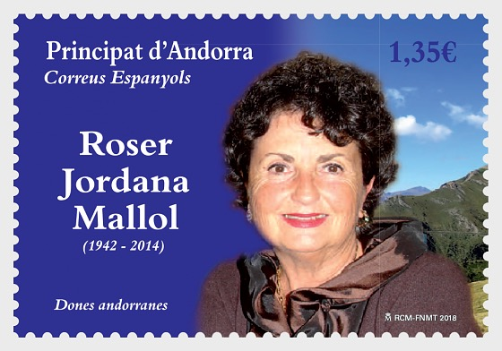 Women of Andorra - Roser Jordana Mallol - Set