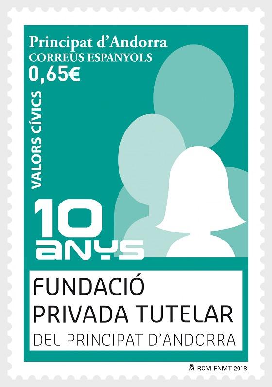 10 Ans Fundació Privada Tutelar del Principat d'Andorra - Séries