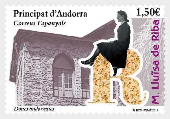 Andorran women - Maria LLuïsa de Riba - Set