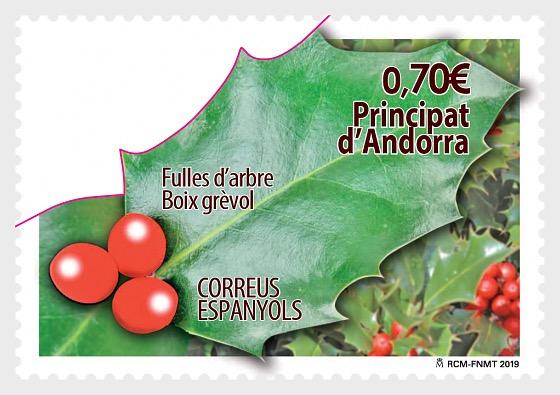 Hojas de Arbol, Acebo - Series