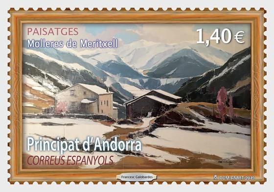 Landschaften, Molleres de Meritxell, Galobardes - Series