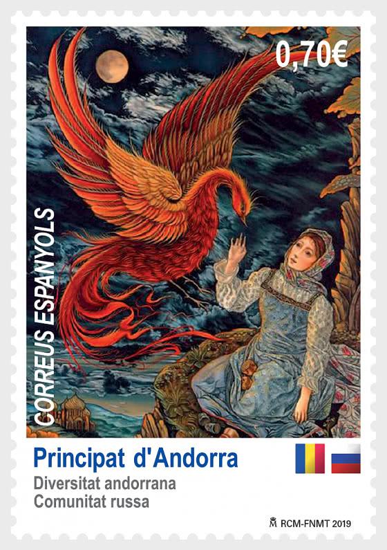 Russian Community - Andorran Diversity - Set