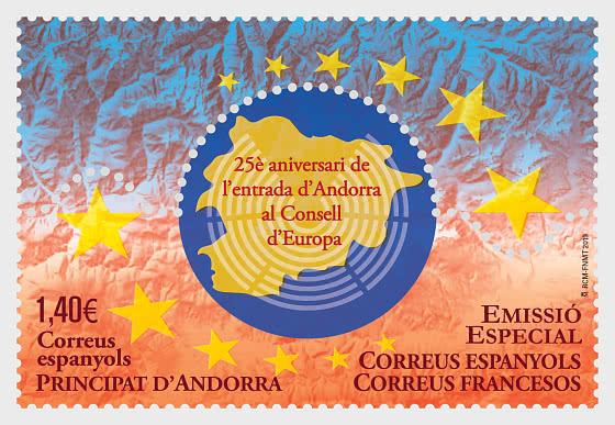 Emissió Especial España-Francia - Consell D'Europa - Series