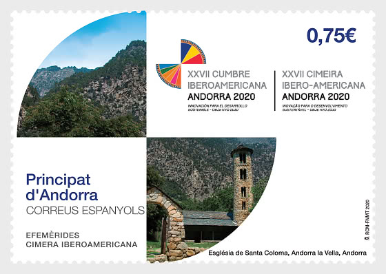 Anniversaries, Ibero-American Summit - Set