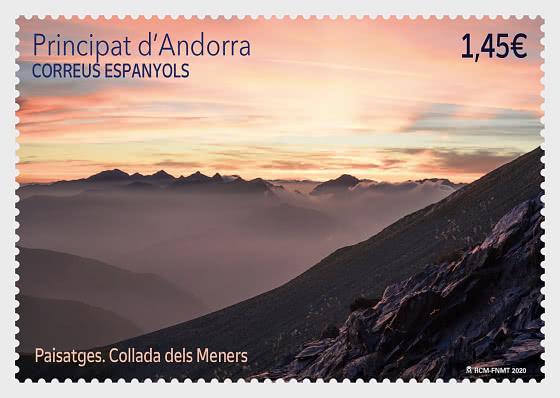 Landscapes - Collada dels Meners - Mint - Set