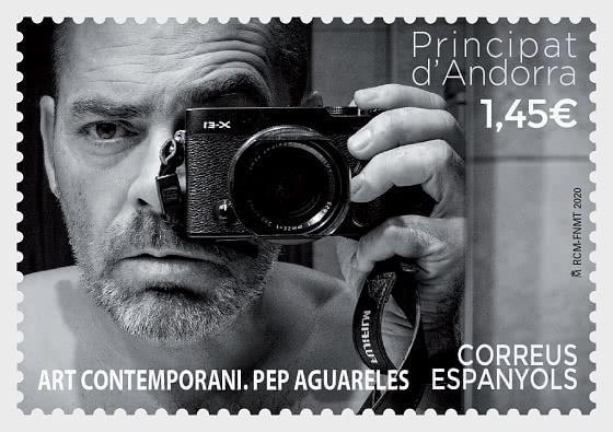 Arte Contemporáneo - Pep Aguareles - Series