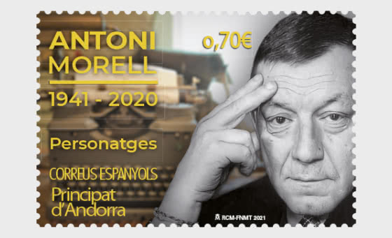 Antonio Morell (1941-2020) - Series