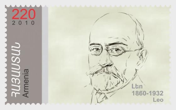 150 ° Aniversario de Leo (Arakel Babakhanyan) - Series