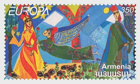 Europa 2010 - Libros para niños - Series