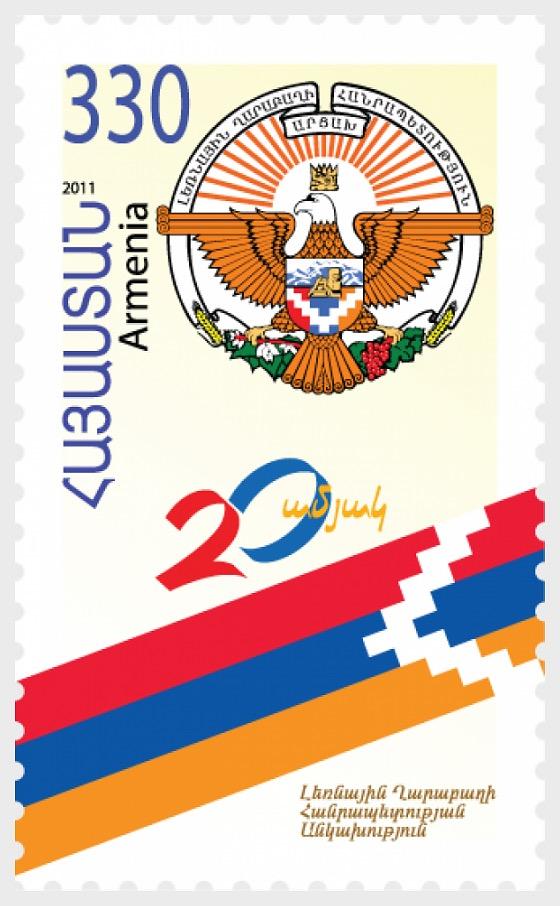 20. Jahrestag der Unabhängigkeit von Berg-Karabach - Serie