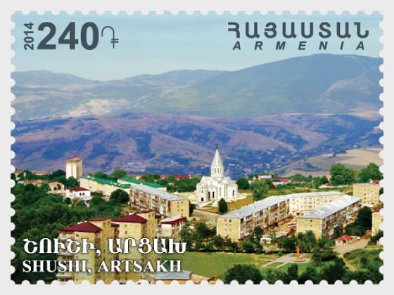 Armenia - Nagorno-Karabakh (Artsaj) - Series