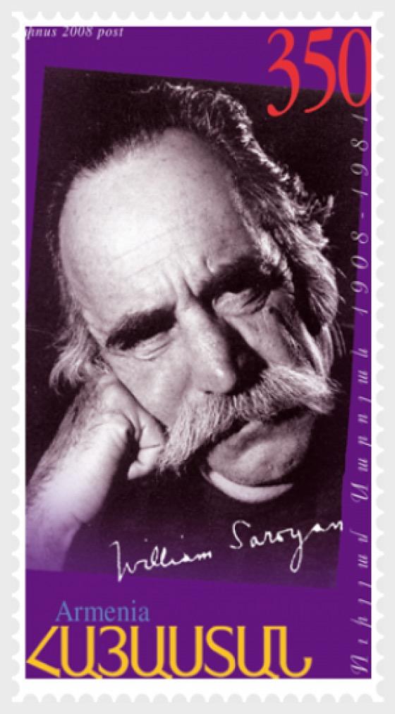 100. Jahrestag von William Saroyan - Serie