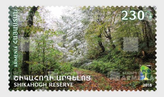 RCC. Reserva Shikahogh - Series