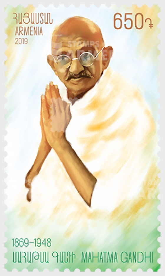 150th Anniversary of Mahatma Gandhi - Set