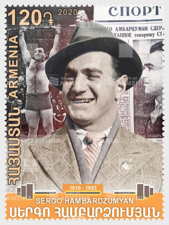 Sport. Sergo Hambardzumyan - Serie