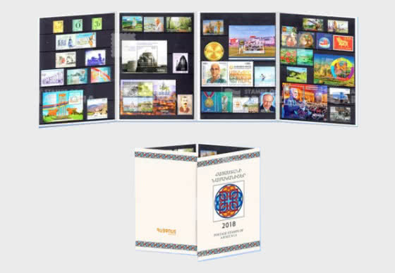Year Pack 2018 - Year Collections