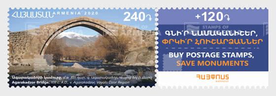 Monuments Historiques Et Culturels D'arménie - Séries