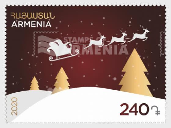 Año Nuevo y Navidad 2020 - Series