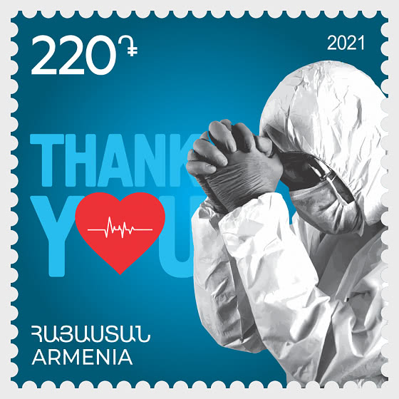 Thanks to Healthcare Workers - (220) - Set