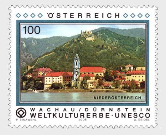 UNESCO World Heritage List: Wachau - Set