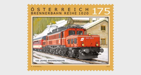 150 Years of the Brenner Railway - Set