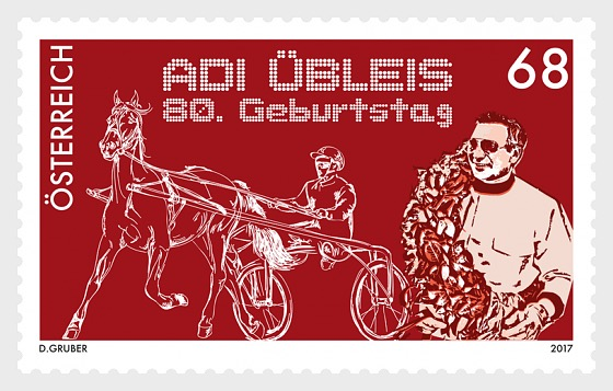 Adi Ubleis' 80th Birthday - Set