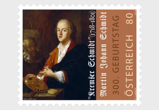 300 Aniversario del Nacimiento de Kremser Schmidt - Series