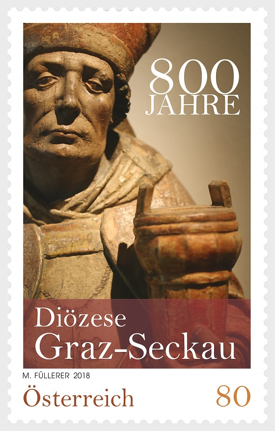 800 Years of the Diocese of Graz-Seckau - Set