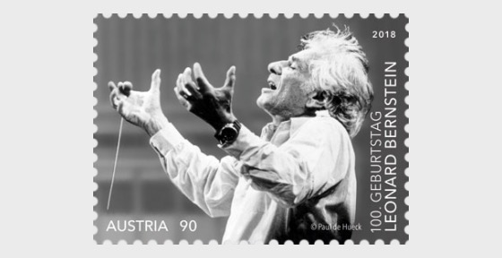 100th Anniversary of the Birth of Leonard Bernstein - Set