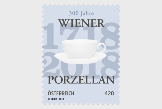 300 Years of Viennese Porcelain 1718–2018 - Set